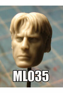 "ML035 Custom Cast male head use with 6"" Marvel Legends figures"