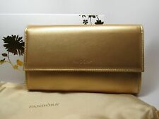 Pandora pochette sac clutch doré collection Shine neuf