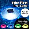 Bestway Solar Float Pool Lamp Waterproof Lamp Stores Sun Energy Extra-long 8 Hou