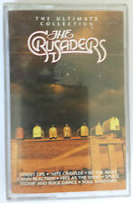 The Crusaders...The Ultimate Collection........Cassette Album