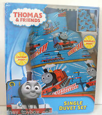 Thomas and Friends Single Reversible Quilt/Doona Cover Set (Last 2) DISCOUNTED