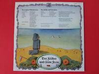 DDR Grimm Märchen LP Der Fischer und seine Frau Hörspiel Schallplatte Litera (65