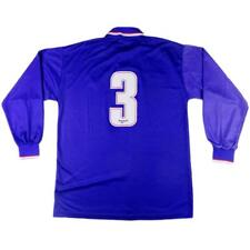 1995-96 Fiorentina SHIRT Home Match Worn #3 Serena XL SHIRT MAILLOT TRIKOT