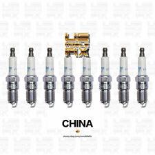 For GMC Chevrolet Tahoe SAVANA 8PCS AC Iridium Spark Plugs 41-993 19256067