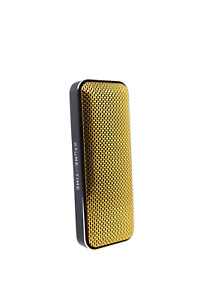 Bulova Tune of Time Bluetooth Speaker Brand New Gold Color