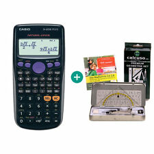 Casio fx 82 es plus calculadora + geometrieset y mathefritz aprender CD