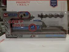 BaByliss PRO Nano Titanium 3-in-1 Lock 'n Style Hair Styler Curling Iron
