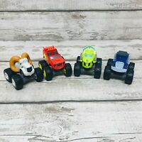 Blaze and the Monster Machines Diecast Truck Cars Bundle Collection Toys