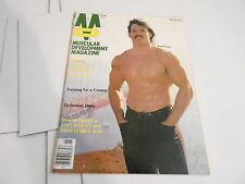 MAY/JUNE 1977 MD MUSCULAR DEVELOPMENT bodybuilding magazine ROD KOONTZ
