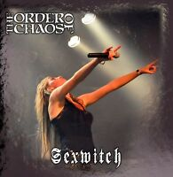 "THE ORDER OF CHAOS Sexwitch 7"" grey vinyl ltd. 100 mint female fronted metal"