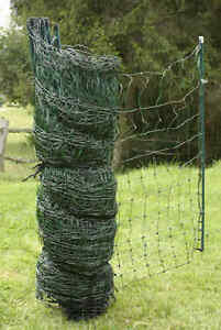 Poultry / Chicken Electric Netting GREEN 25 Meters