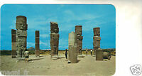 "Méjico - "" Tula "", Vistas Of The Ancient Paseo Civilization"
