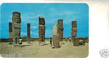 "Mexique - ""Tula"", site of the ancient Toltec civilization"