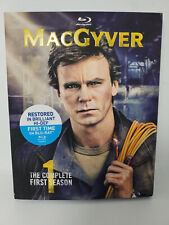 MacGyver - The Complete First Season (5x Blu-ray set + Oop Embossed Slip Cover)