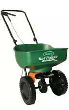 Small Broadcast Spreader Seed Grass Fertilizer Lawn Drop Guard Salt Light Sewing