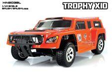 DESERT TROPHY TRUCK BRUSHLESS 2.4GHZ BATTERIA LIPO 1:10 RTR 4WD HI4203BL HIMOTO