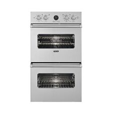 "Viking VEDO5272SS 27"" Double Electric Wall Oven  Stainless Steel"