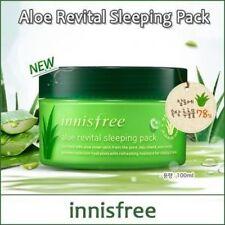[Innisfree] Aloe Revital Sleeping Pack 100ml  / Korea Cosmetic SweetCorea /(LS3)