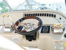 MÖWE Marine Boat Steering Wheel Konstanz For Larson With Teleflex Ultraflex