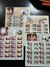 IRAQ 2018 MNH Iraqi Paintings and artists Stamp full sheets
