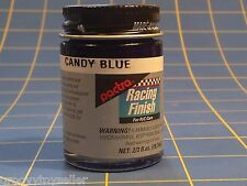Pactra RC72 Candy Blue Lexan Paint  2/3 oz  Mid America