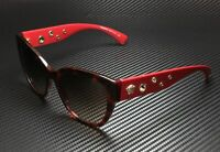 VERSACE VE4314 518413 Havana Bordeaux Brown Gradient 56 mm Womens Sunglasses