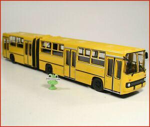 1:43 Ikarus 280 Doppelgelenkbus Planetary Tür Hungary UdSSR USSR DDR russian