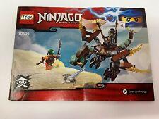 LEGO NINJAGO Neuf NEW Sticker for Set 70599-70599stk01a