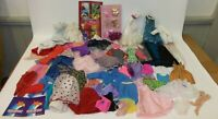 Lot of Barbie Ken Doll Clothes Accessories Vintage to Modern Mattel & Hand Made