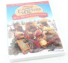Jim Hensons Emmet Otters Jug-Band Christmas DVD Movie + Bonus Special Features