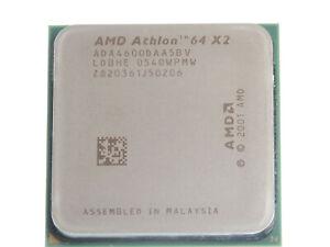 AMD ATHLON 64 X2 4600+ 2,4 GHz - ADA4600DAA5BV - 64 bit CPU - SOCKET 939 - 3DNow