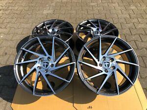 18 Zoll Tomason TN17 Felgen für Audi A4 S4 8E B5 QB6 8H Links/Rechts NEU