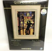 "Dimensions The Gold Collection ""Midnight Dance"" 35248 Cross Stitch Kit"