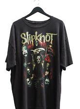 Vintage Slipknot Band Rock T-Shirt