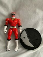 Bandai Power Rangers Turbo, Red Ranger