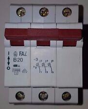 Klöckner Moeller FAZ-B20-3 Sicherungsautomat B20A Leitungsschutzschalter NEU
