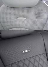 Mercedes AMG Chrome Siège Logos Intérieur tous Mercedes Modèles