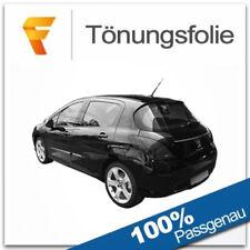 Passgenaue Tönungsfolie Peugeot 308 / 5 Türer