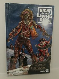 NIGHT OF THE LIVING DEAD Vol 3 (2012) HC John Russo Mike Wolfer Avatar New