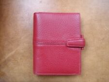 Filofax   Pocket Finchley Deluxe Leather        Organiser Diary