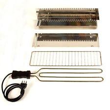 Griglia elettrica spiedigrill  CBE Grill001 per Spiedini ed arrosticini