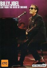 BILLY JOEL - Live From The River Of Dreams DVD * Inc. We Didn't Start The...