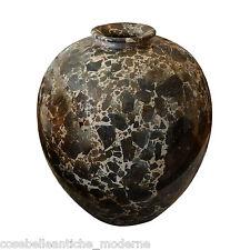 Vaso in Roccia Pelle di Tigre Vase Rock Skin Tiger CLASSIC HOME DESIGN