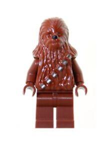 LEGO STAR WARS CHEWBACCA MINIFIGURE GENUINE 7965 SW0011a NEW
