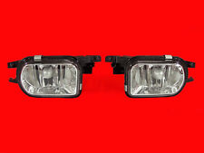 CLEAR FOG LIGHTS FOR MERCEDES CL CLASS W215 CL500 2000-2000 PREFACELIFT MODEL