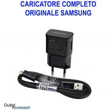 Caricatore Caricabatteria Originale Samsung Cavo USB Galaxy S2 S3 S4 S6 J3 J5 J7