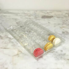 Clear Macaron Blister Box for 24 Macarons($3.0 each) - Pack of 20 Boxes