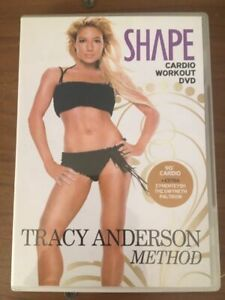 Tracy Anderson DVD - Shape Cardio Workout (Dubbing Greek)