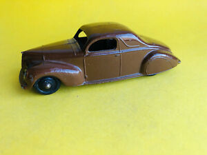 DINKY Toys 39c Lincoln Zephyr superb original condition