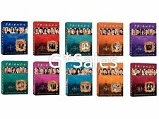 Friends ~ Complete Series Season 1-10 (1 2 3 4 5 6 7 8 9 & 10) ~ NEW DVD SETS